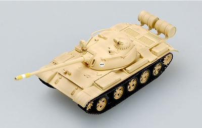 T-55, Ejército Iraquí, 1991, 1:72, Easy Model