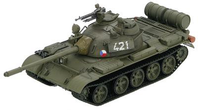 T-55 Czech Army, 1:72, Hobby Master