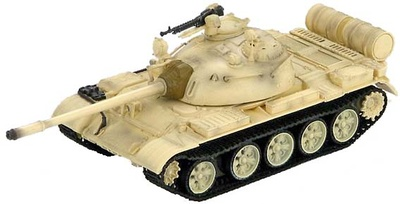 T-55 Egyptian Army, 1:72, Hobby Master