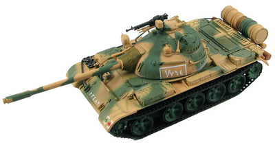 T-55 MBT Syrian Army, 1:72, Hobby Master