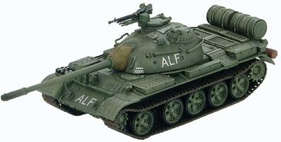 "T-55A ""Alf"" ""Muslim-Pocket"" Bihac, Bosnia-Herzegovina, 1992, 1:72, Hobby Master"