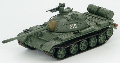 T-55A MBT North Korean Army, 1970s, 1:72, Hobby Master