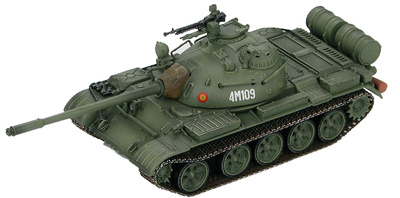 T-55A MBT Romanian Army, The Anti-Communist Revolt, 1989, 1:72, Hobby Master
