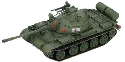 T-55A MBT Romanian Army, The Anti-Communist Revolt, 1989, 1:72, Hobby Master