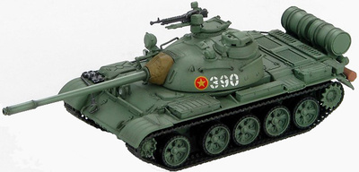 T-55A North Vietnam Army, War of Vietnam, 1:72, Hobby Master