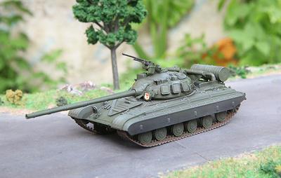 T-64B, Ejército Soviético, 1975, 1:72, Modelcollect