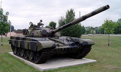 T-72, Unión Soviética, 1:35, Italeri