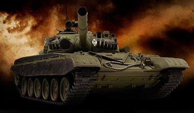 T-72 M1, 1:24, VS Tank
