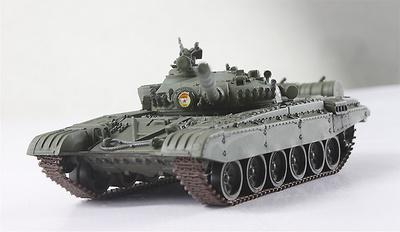 T-72A, Ejército Soviético, 1980, 1:72, Modelcollect