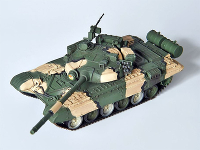 T-72B Main Battle Tank, Soviet Army, Moscow, 1985, 1:72, Modelcollect