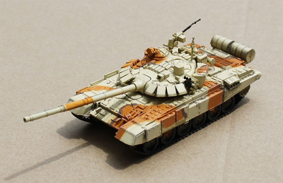 T-72B3M Main Battle Tank Urban Warfare, Russia, 1:72, Modelcollect