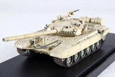 T-72M1, Ejército SIrio, 2013, 1:72, Modelcollect