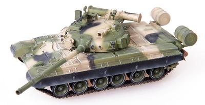 T-80B, Ejército Soviético, 1981, 1:72, Modelcollect