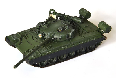 T-80B Main Battle Tank Mod 1980,ELITE SQUAD, Soviet Army, 1:72, Modelcollect