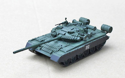 T-80BV, Russian Army,  Chechnya War, 1994-1995, 1:72, Modelcollect