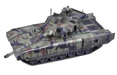 T14 Armata, Tanque de Combate Principal, Rusia, década de 2010, 1:72, Modelcollect