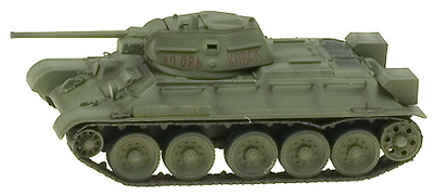 T34/76, Russian Army, 1942, 1:72, Easy Model