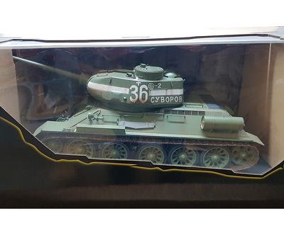 T34/85, Batalla del Kursk, Frente del Este, 1944, 1:16, Merit