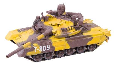 T80UM1, Ejército Ruso, Exhición de Tecnología Militar VTTV de Omsk, 2009, 1:72, Modelcollect