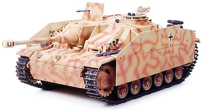 TAMIYA, STUG III, 1ª VERSION, CADENAS METAL, 1:35