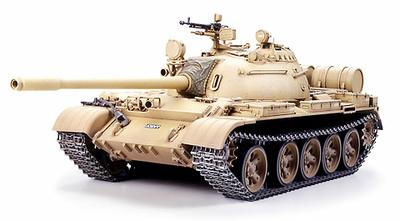 TAMIYA, TANQUE T-55A, VERSION DESIERTO, 1:35