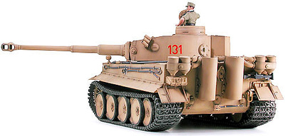 TAMIYA, TANQUE TIGER I, 1ª VERSION, 1:16