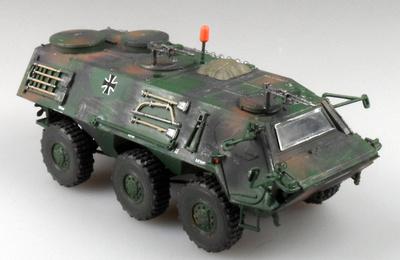TPz Fuchs A4 - Pio.Kp.320, 1:72, Panzerstahl