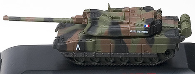 TR, FRANCE, CARRO LECLERC MBT, KOSOVO, 1:144