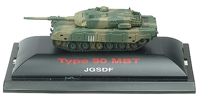 TR, JAPAN, CARRO TYPE 90 MBT, JGSDF, 1:144