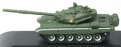 TR, SOVIET ARMY, CARRO T-72M1 MBT, 1:144