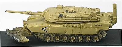 TR, U.S., M1A1 MBT w/TWMP, 1:144