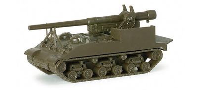 Tank gun M40 US/BW, 1:87, Minitanks