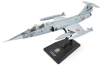 Tf-104 Starfighter 20º Gruppo A.O. 4º Stormo, Aviación Militar Italiana, 1:100, RCS Libri