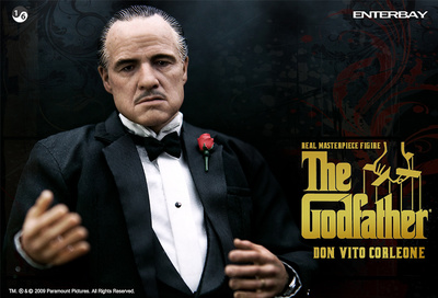The Godfather (El Padrino), 1:6, Enterbay