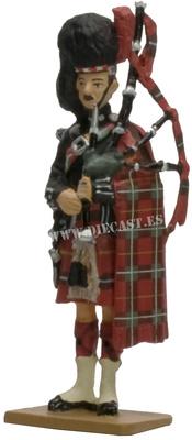 The Scots, Piper, Black Watch, 1914, 1:30, Del Prado