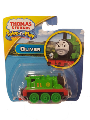 Thomas & Friends, Take-n-Play, Oliver, Fisher Price