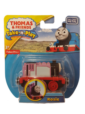 Thomas & Friends, Take-n-Play, Rosie , Fisher Price