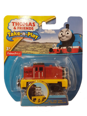 Thomas & Friends, Take-n-Play - Salty - Fisher Price