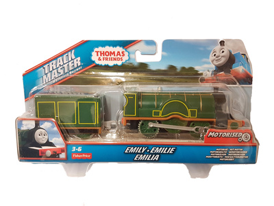 Thomas & Friends, Track master motorized railway, Emily, Fisher Price