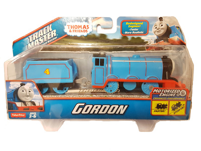 Thomas & Friends, Track master motorized railway, Gordon, Fisher Price