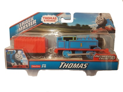 Thomas & Friends, Track master motorized railway, Thomas, Fisher Price