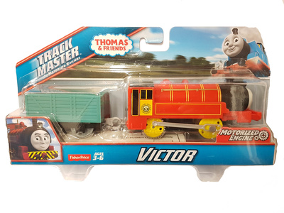 Thomas & Friends, Track master motorized railway, Victor, Fisher Price