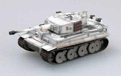 Tiger 1 (Middle) sPzAbt.506, Rusia, 1943, 1:72, Easy Model