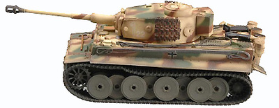 Tiger 1 Early Type s.Pz.Abt.508, Italia, 1943, 1:72, Easy Model