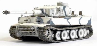 Tiger I, Initial Production, s.Pz.Abt.502 Tactical No. 3, 1:72, Dragon Armor