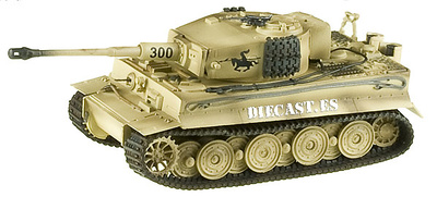 Tiger I, Later Type, s.Pz.Abt. 505, Russia 1944, 1:72, Easy Model