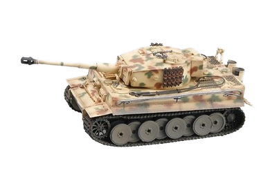 Tiger I, Tanque Medio, Sd.Kfz.181, sPzAbt 510, 1944, 1:72, Easy Model