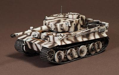 Tiger I, s.Pz.Abt.502, Operación Polyarnaya Zvezda, 1942, 1:72, War Master