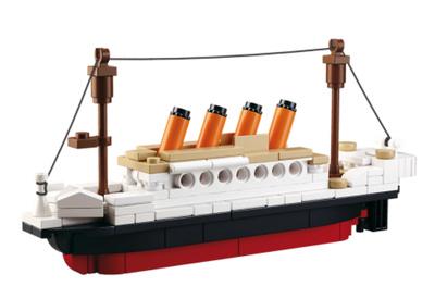 Titanic (tiny), Sluban