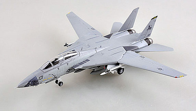 Tomcat F-14D VF-213, 1:72, Easy Model